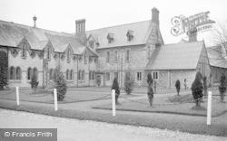 Elementary School, St Claire's Convent c.1933, Pantasaph