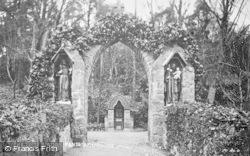 Entrance To Calvary c.1935, Pantasaph