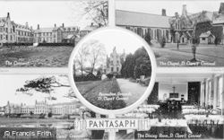 Pantasaph, Five View Composite c.1935