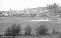 General View, St Clare's Convent c.1933, Pantasaph