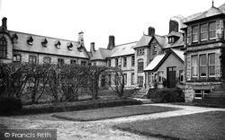 St Aloysius High School c.1933, Pantasaph
