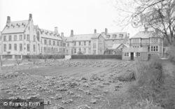 St Clare's Convent c.1933, Pantasaph