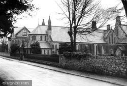St Clare's Convent c.1940, Pantasaph