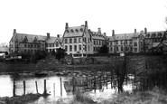 Pantasaph, St Clare's Convent c1940