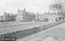 St Clare's Convent From South East 1939, Pantasaph