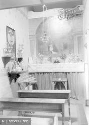 St Philomena's Shrine, St Clare's Convent 1939, Pantasaph