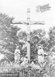Pantasaph, The Calvary c.1935
