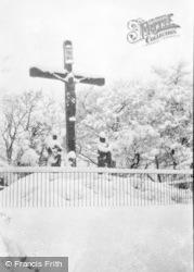 The Calvary c.1935, Pantasaph
