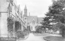 The Cloister Garden c.1935, Pantasaph