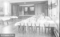 The Dining Room, St Aloysius High School c.1933, Pantasaph