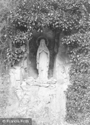 Pantasaph, The Grotto c.1935