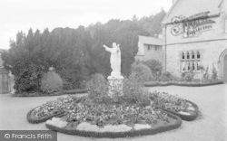 The Sacred Heart Statue c.1935, Pantasaph