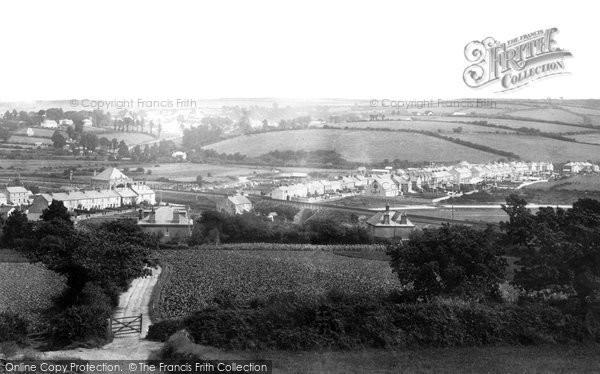 Par, Par Green and Tywardreath 1904