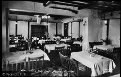 Parbold Hill Café c.1955, Parbold