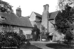 Parham Hall 1909, Parham