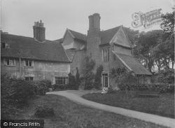 Parham Hall 1929, Parham