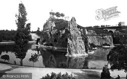 Buttes De Chaumont c.1871, Paris