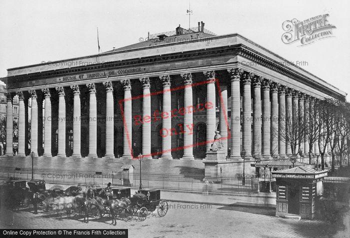 Photo of Paris, c.1900