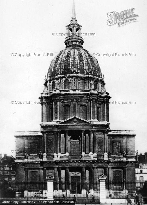 Photo of Paris, Les Invalides c.1920