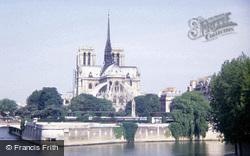 Notre-Dame Cathedral 1994, Paris