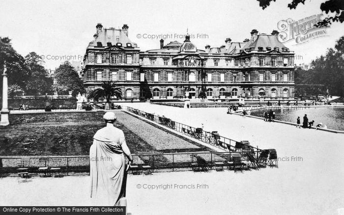Photo of Paris, Palais Du Luxenbourg c.1920
