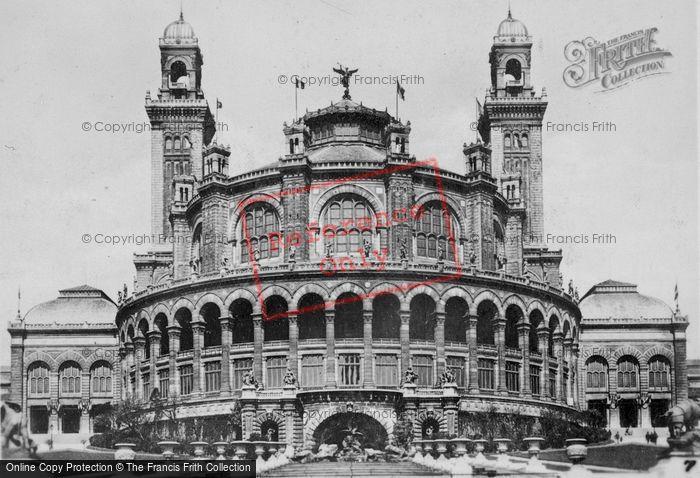 Photo of Paris, Palais Du Trocadéro c.1920