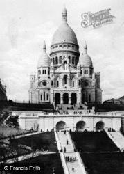Sacré-Cœur c.1920, Paris