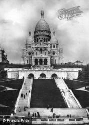 Sacré-Cœur c.1930, Paris
