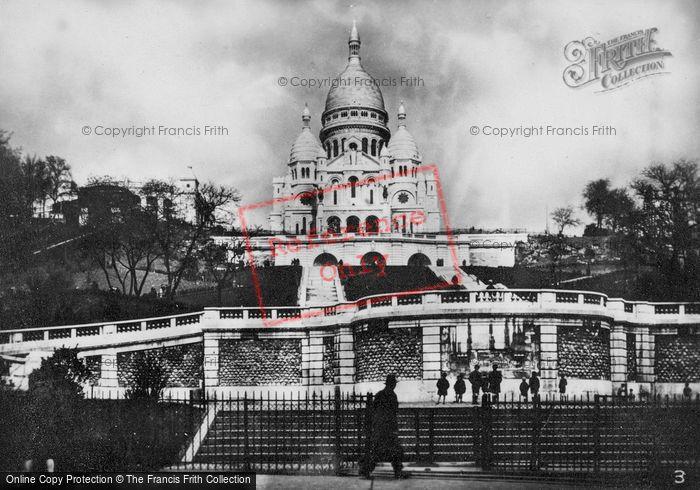 Photo of Paris, Sacré Cœur c.1930