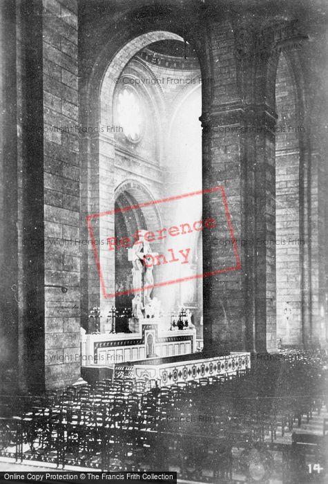Photo of Paris, Sacré Cœur, Interior c.1930