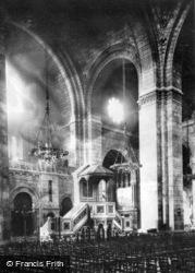Sacré-Cœur, Pulpit c.1930, Paris