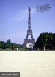 The Eiffel Tower 1994, Paris