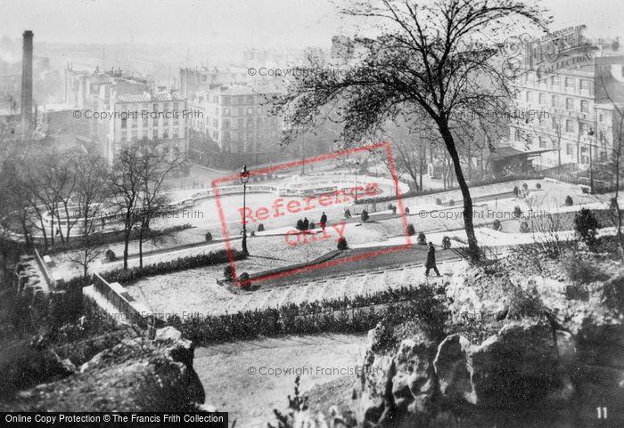 Photo of Paris, View From The Sacré Cœur c.1930