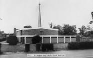 Park Gate, St Margaret Mary Catholic Church c1960