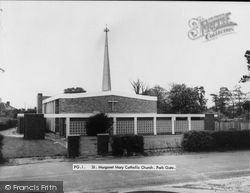 St Margaret Mary Catholic Church c.1960, Park Gate