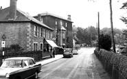 Parkend, Post Office c1965