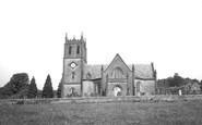 Parkend, the Church c1965