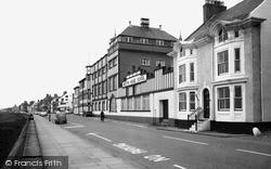 Mostyn House School 1965, Parkgate