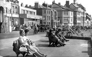 Parkgate, on a Sunday Afternoon c1950