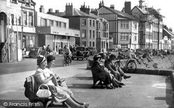 On A Sunday Afternoon c.1950, Parkgate