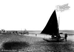The Beach c.1939, Parkgate