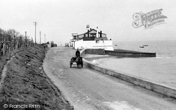 The Boat House c.1939, Parkgate