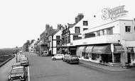 Parkgate, the Parade 1965