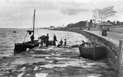 The Quay c.1935, Parkgate
