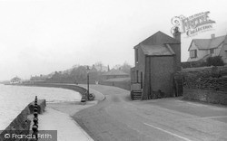 The Watch House c.1939, Parkgate