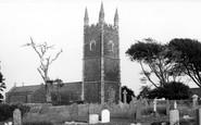 Parkham, St James' Church c1960