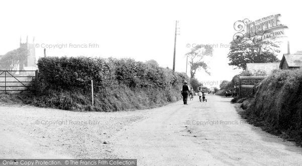 Parkham, the Village c1955