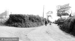 Parkham, The Village c.1955