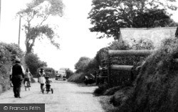 Parkham, Villagers c.1955