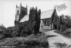 Christ Church 1907, Parracombe